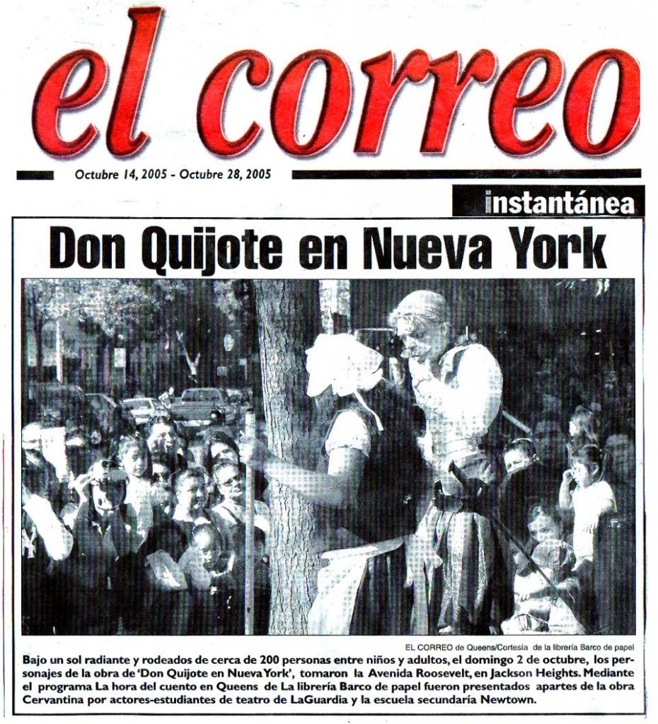 Correo-Quijote
