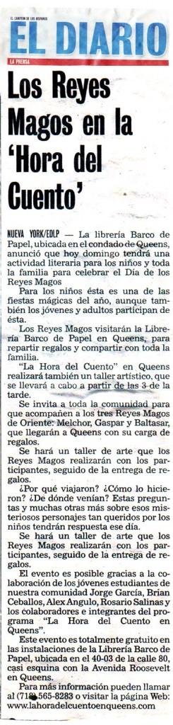 Diario--Reyes