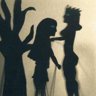 Los mitos griegos en sombras