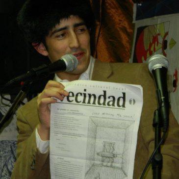 """Lanzamiento del periódico literario """"La Vecindad"""""""