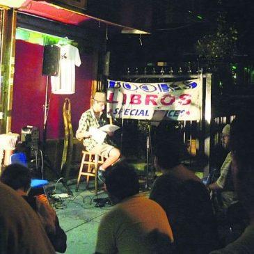 Noche de libros y rimas – El Pais, Uruguay
