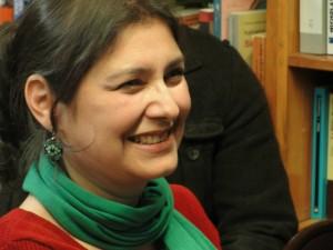 Linda Morales Caballero en Barco de papel