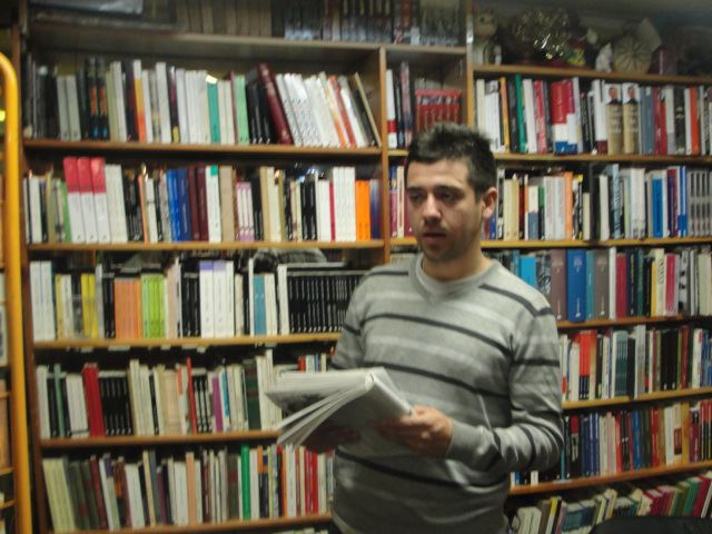 Camilo Sanchez en Barco de Papel
