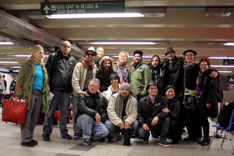 Octavo Festival de Poesía Poetas en NY