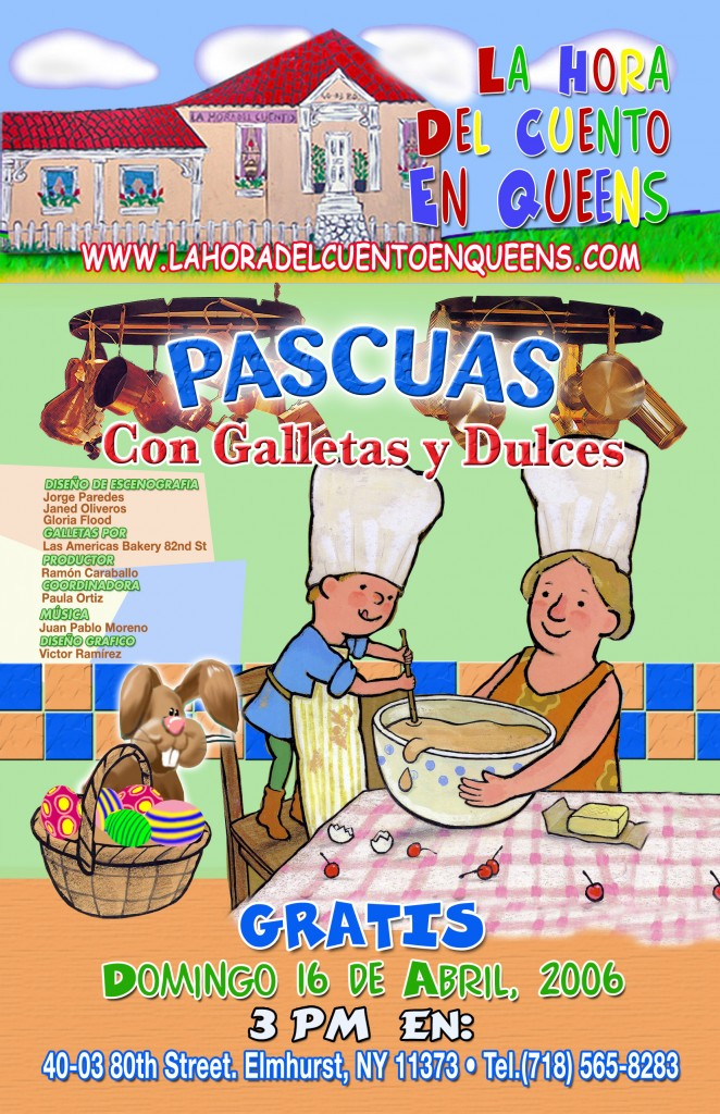 POSTER PASCUAS