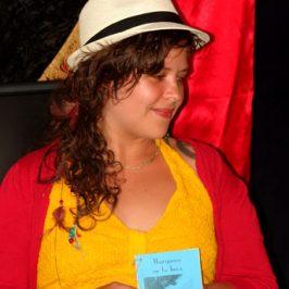 Natalia Aristizabal en Barco de Papel