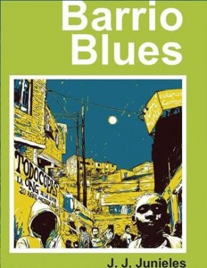 Barrio Blues Book Cover