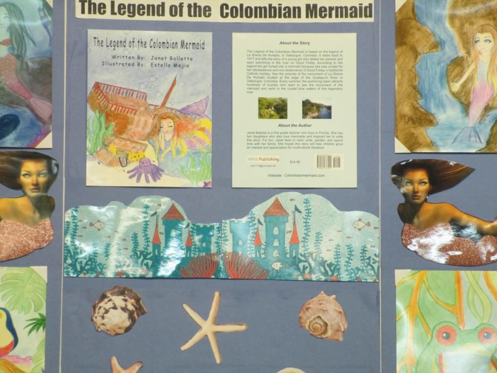 """""""La leyenda de la Sirena Colombiana""""01"""