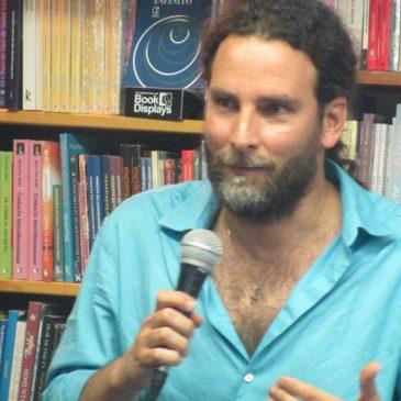 Angel Santiesteban presentado por Orlando Luis Pardo