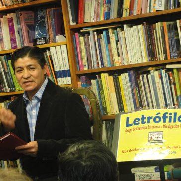 Letrófilos: Autores de Chile y Ecuador