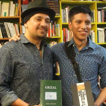 Diego Rivelino y César J. Sánchez