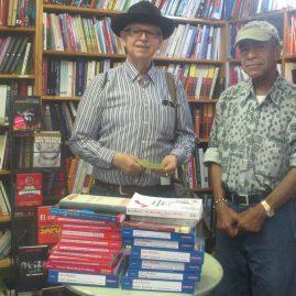 Alejandro Guzmán y Edgar O. Llanos