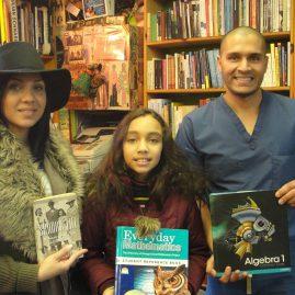 Frank Salcedo y Familia