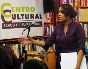 Jennifer Linenie en NY