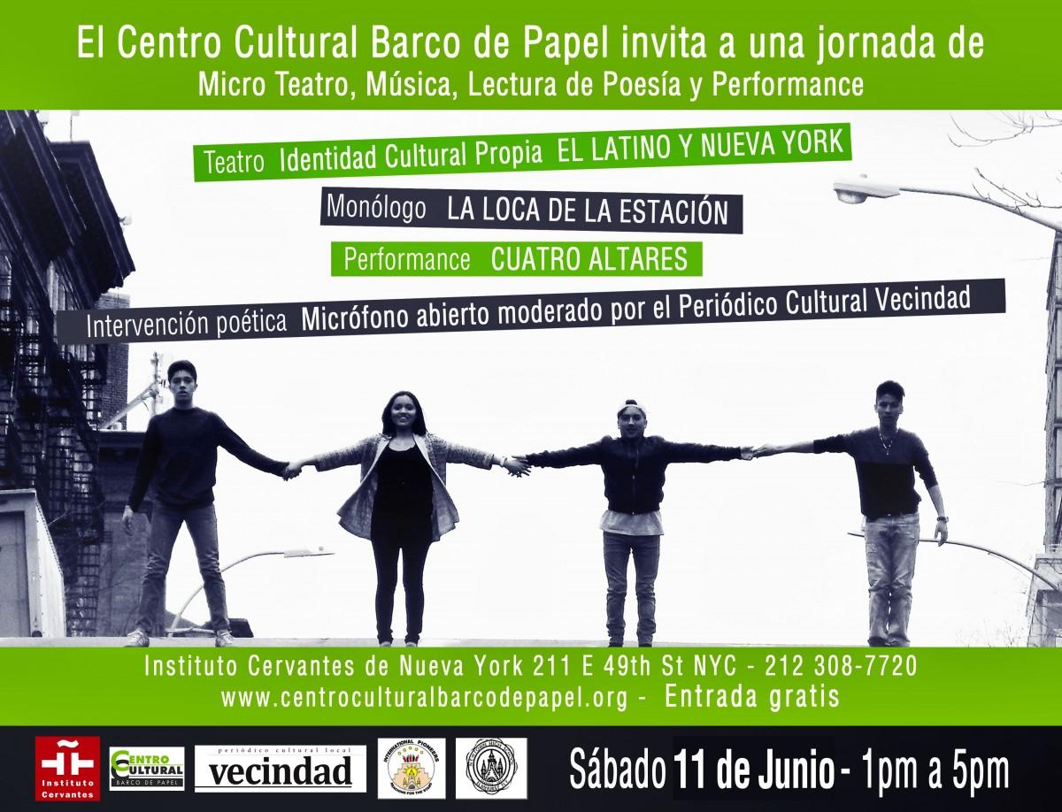 Centro Cultural Barco de Papel Evento 0