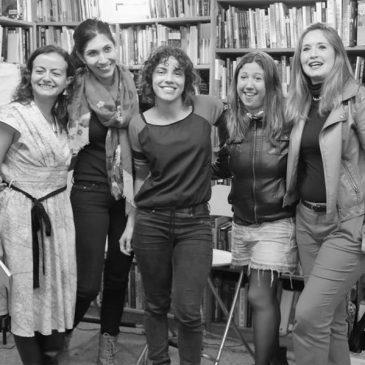Cinco mujeres que escriben en español
